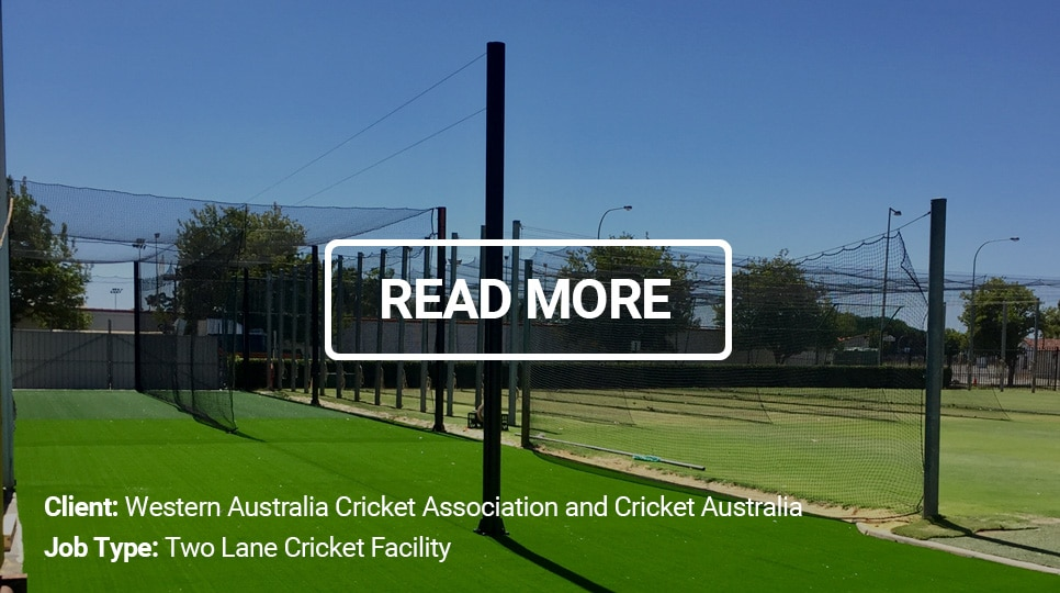 Case Study: Western Australia Cricket Association and Cricket Australia, Two lane facility