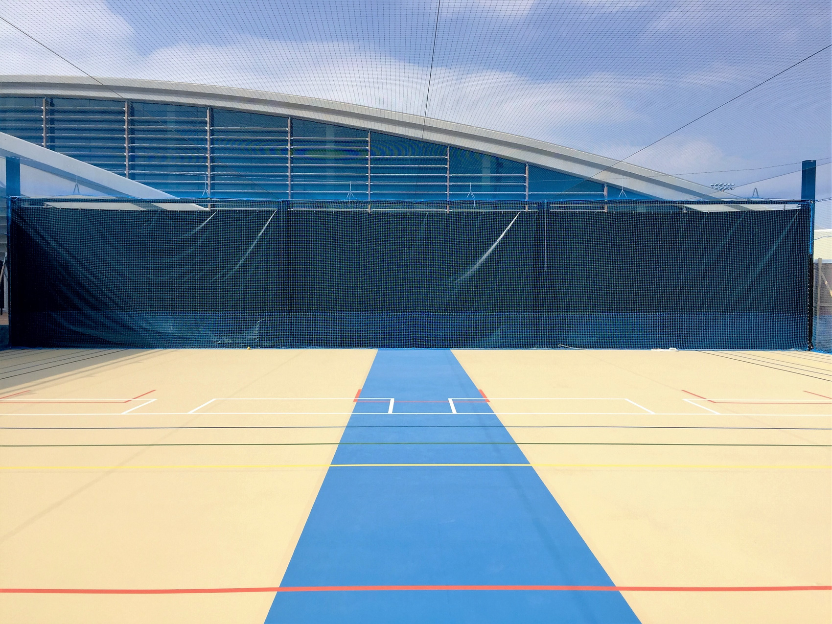 Gabba Sporting Goods Sports Netting And Surface Construction