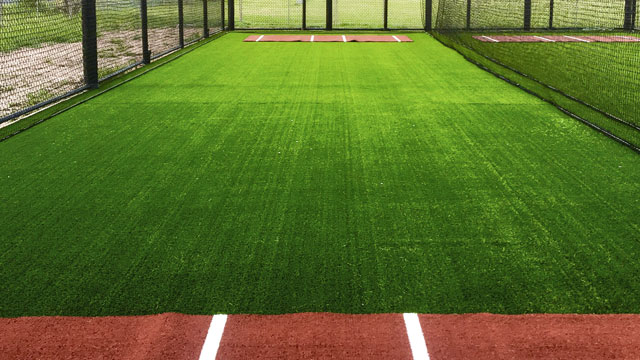 Baseball Surface